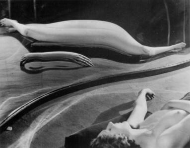 Distortion #49. Фото Андре Кертеша, 1933 г. © André Kertész / The Estate of André Kertész