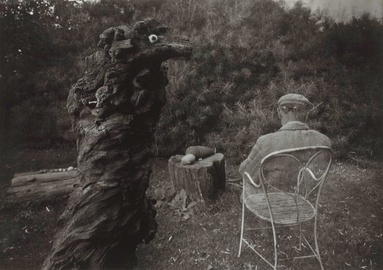 Воспоминание о господине Волшебнике, Фото Йозефа Судека. 1959 г. © Josef Sudek/Anna Fárová