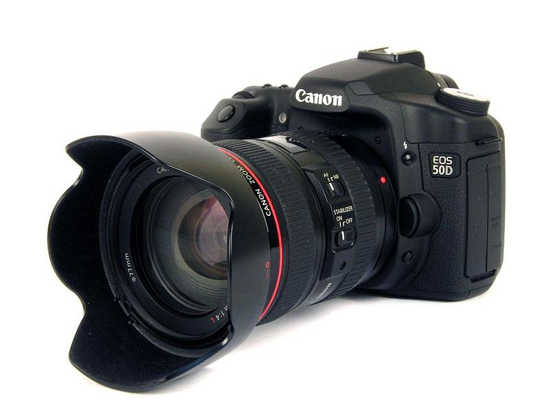 Fototasche canon eos 50d