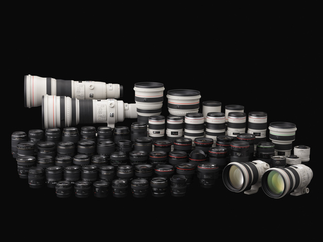 Выбираем объектив для фотоаппарата правильно