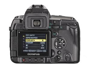 "Olympus E-3: тест журнала ""Foto&Video"""