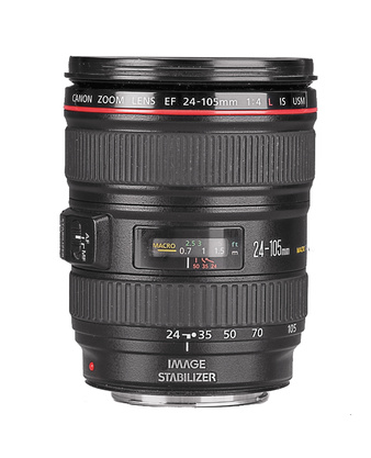 "Canon EF 24–105/4L IS USM: тест журнала ""Foto&Video"""