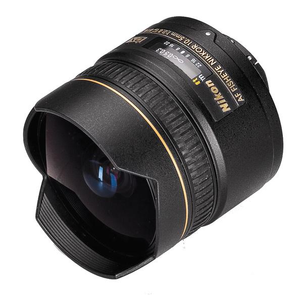 """Nikon Fisheye-Nikkor AF 10.5/2.8G ED DX: тест журнала """"Foto&Video"""""""