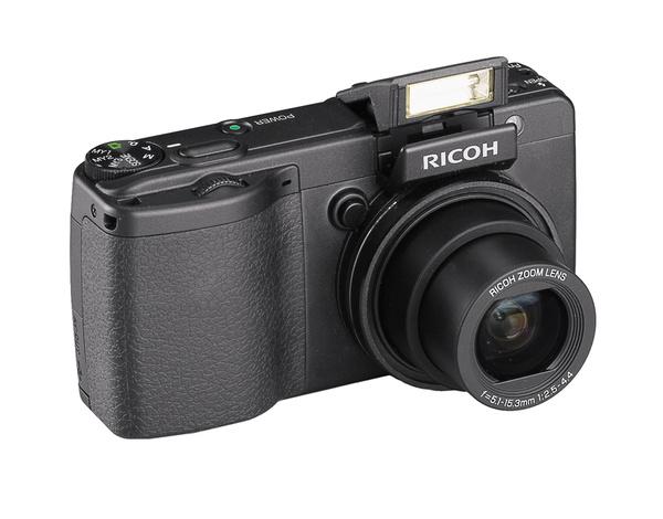 """Ricoh GX200: тест журнала """"Foto&Video"""""""