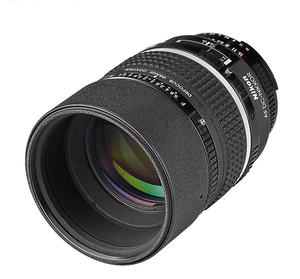 """Nikon DC-Nikkor 105/2D AF: тест журнала """"Foto&Video"""""""