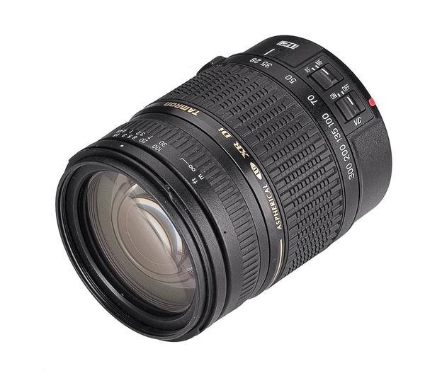 "Tamron AF 28-300/3.5-6.3 XR Di VC Aspherical (IF) Macro: тест журнала ""Foto&Video"""