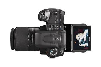 "Sony Alpha A350: тест журнала ""Foto&Video"""