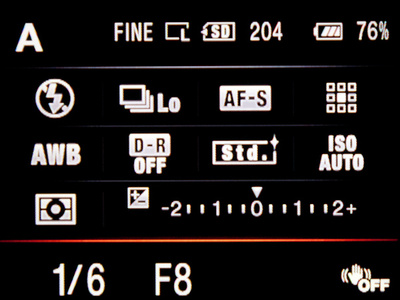 Sony DSLR-A450