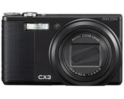 Ricoh CX3
