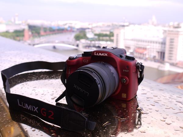 Panasonic Lumix DMC-G2: полевой тест
