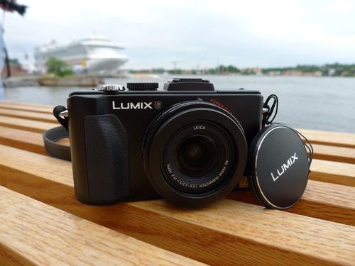 Предварительный тест Panasonic Lumix LX5