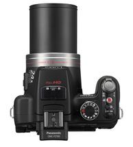 Предварительный тест Panasonic Lumix FZ100