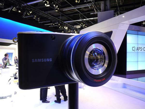 Samsung NX100: первые тестовые снимки