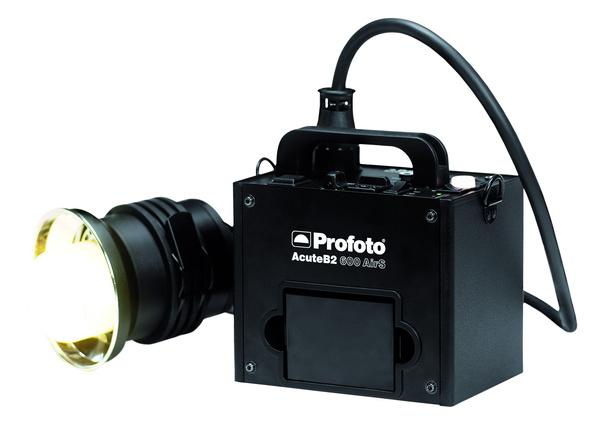 Используем генераторы Profoto начального уровня серии Acute