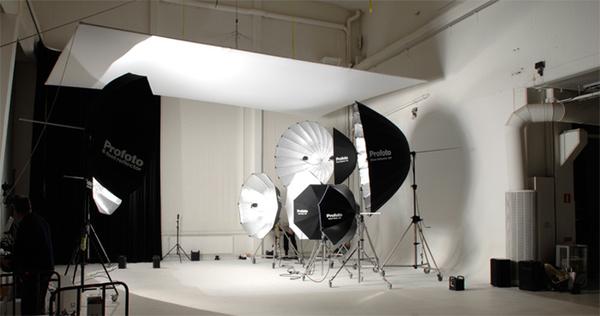 Выбор осветительного оборудования для студии