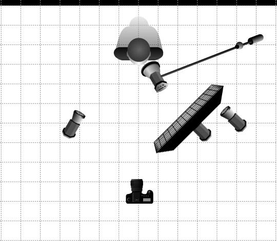 Тестируем импульсный свет Hensel Expert D 500