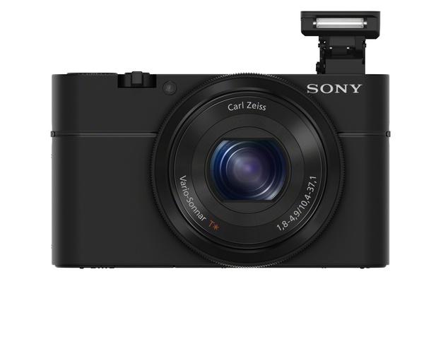 Sony CyberShot DSC-RX100: первые впечатления