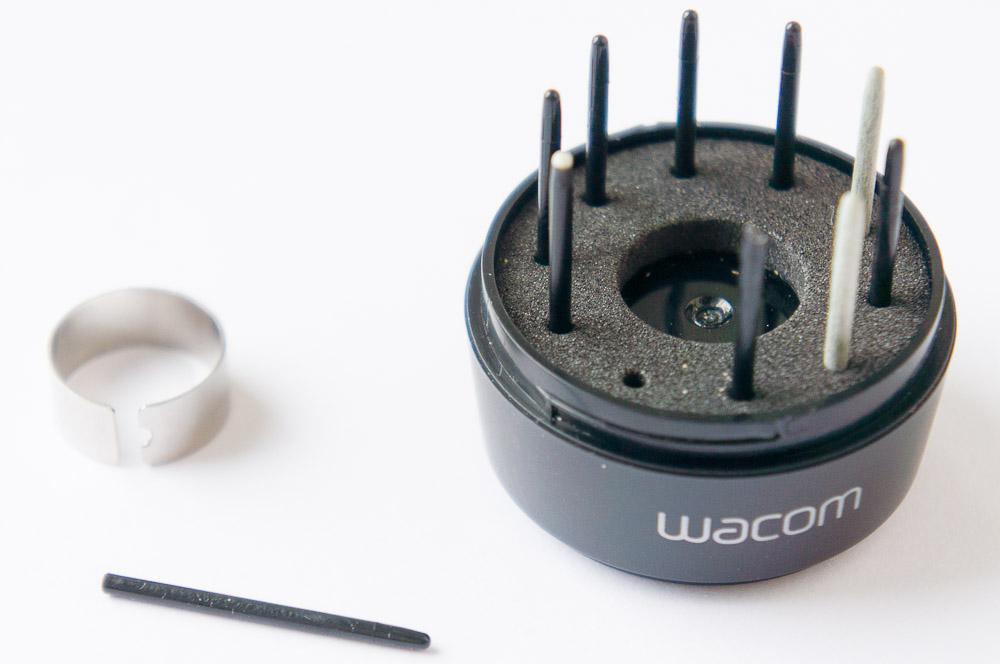 Обзор и тест планшета Wacom Intuos5 Touch M - Wacom Intuos5 Touch M