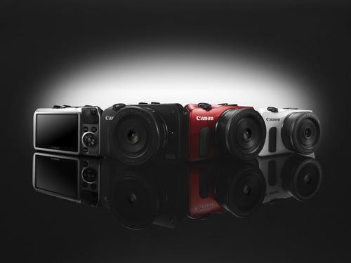 Тест Canon EOS M
