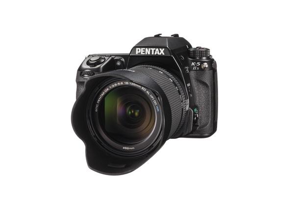Тест Pentax K-5 II