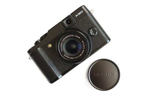 Выбор Prophotos: Fujifilm X20