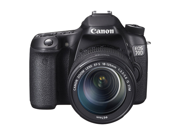 Одна неделя с Canon EOS 70D