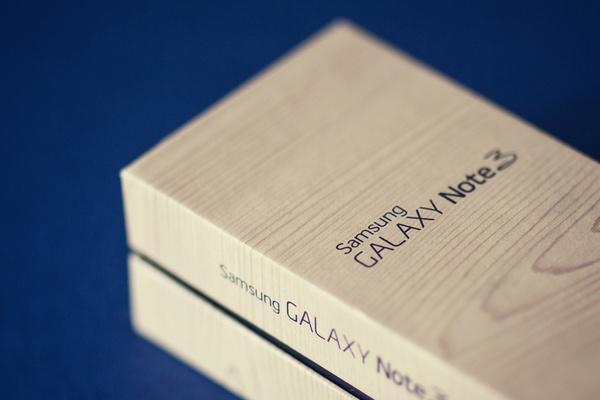 Тест Samsung Galaxy Note 3