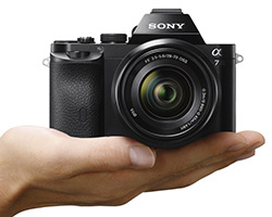 Неделя с экспертом: Sony Alpha A7 и Alpha A7R