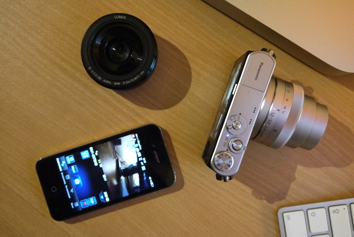 Тест Panasonic Lumix DMC-GM1