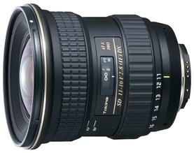 Тест Tokina 11-16mm F2.8 PRO DX II