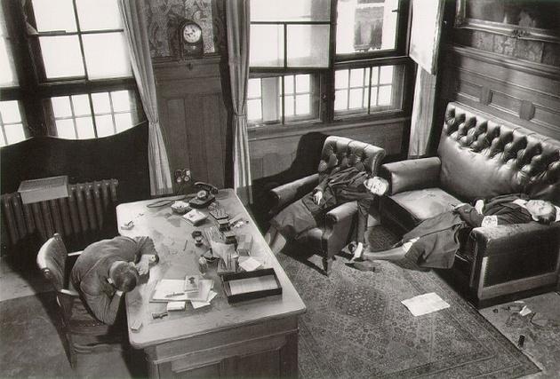 Классик фотографии Маргарет Бурк-Уайт