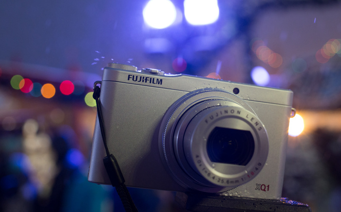 Тест Fujifilm XQ1