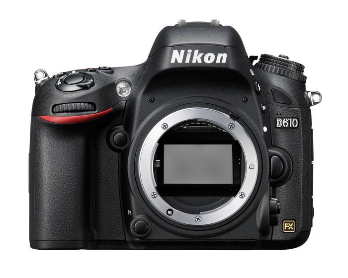Nikon D610: неделя с экспертом