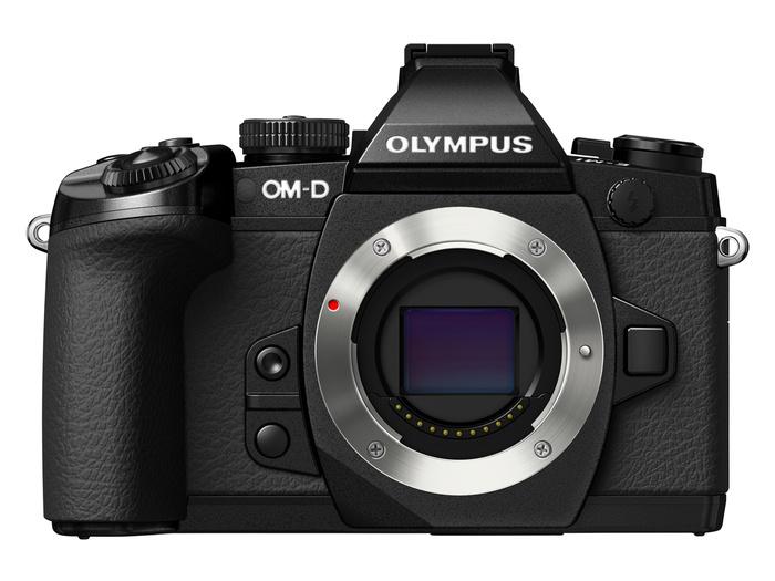 Olympus OM-D E-M1: неделя с экспертом