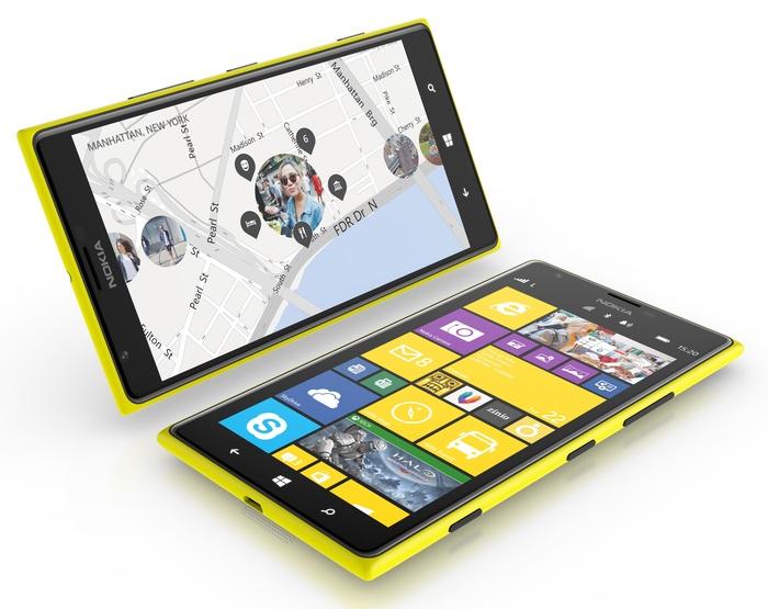 Тест Nokia Lumia 1520