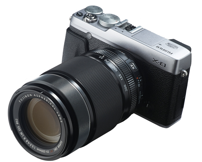Большой тест объективов Fujifilm: Fujinon XF 55-200mm F/3.5-4.8 OIS R LM