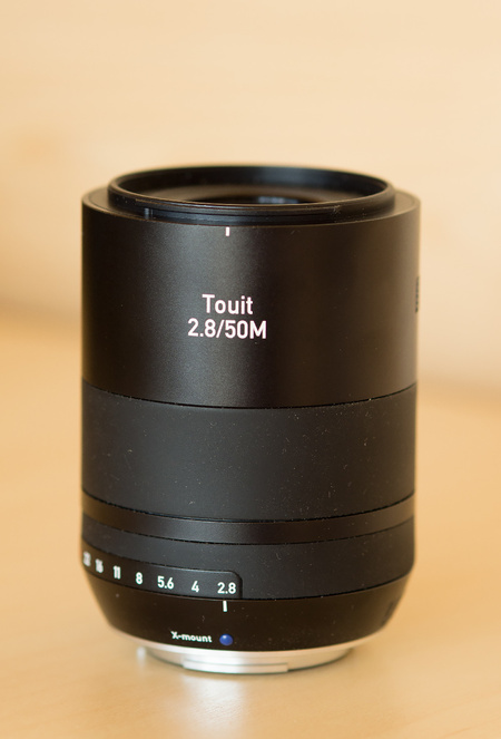Тест объектива Zeiss Touit 2.8/50 X-mount