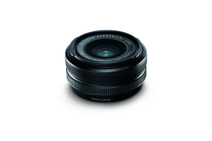 Большой тест объективов Fujifilm: Fujinon XF 18mm F2 R