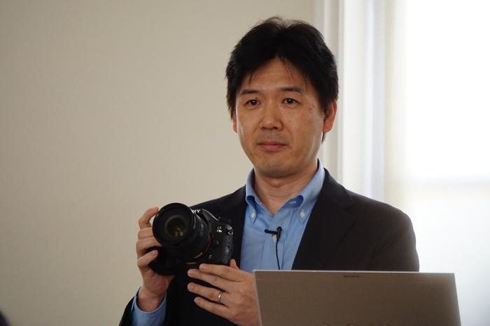 Полевой тест Sony A6000