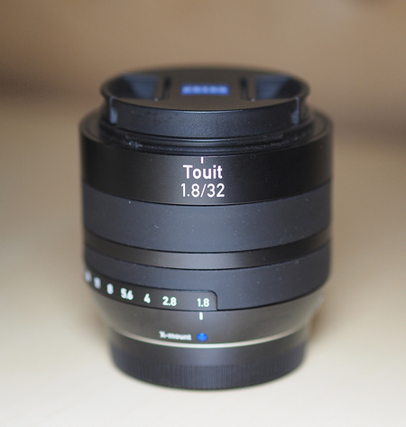 Тест Zeiss Touit 1.8/32 X-mount