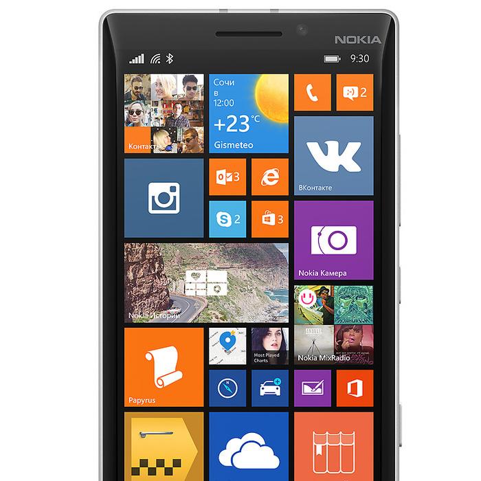 Тест смартфона Nokia Lumia 930