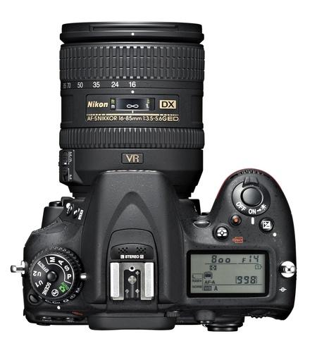 Nikon D7100: неделя с экспертом