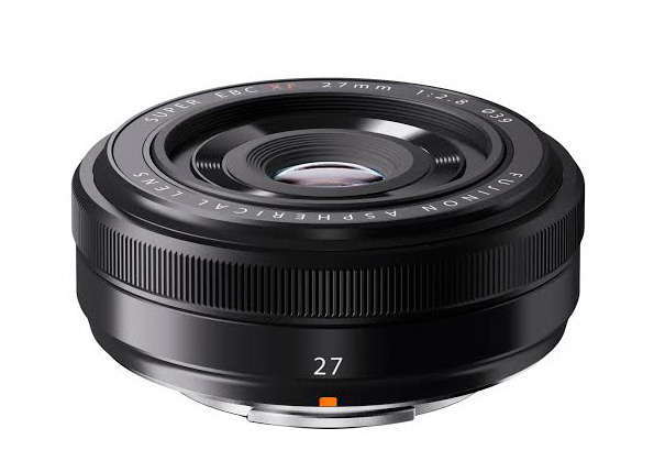 Большой тест объективов Fujifilm: Fujinon XF 27mm F2.8