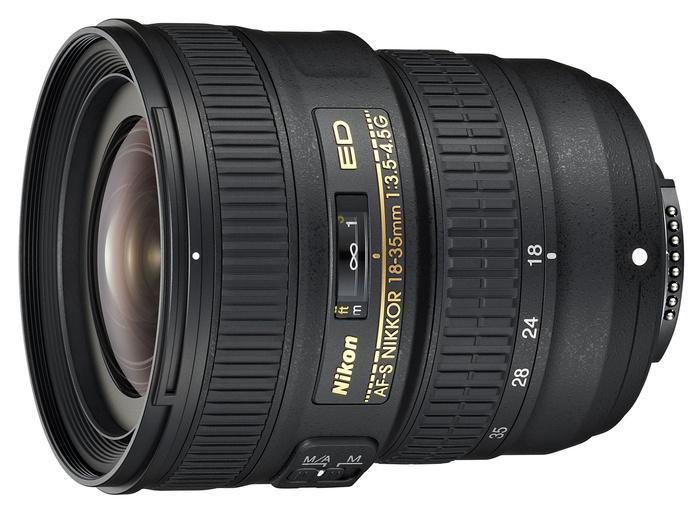 Тест объектива Nikon AF-S 18-35mm f/3.5-4.5G ED Nikkor