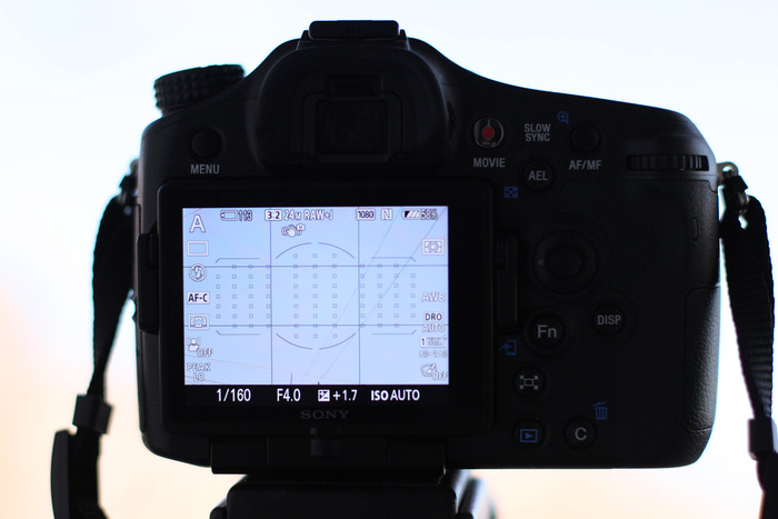 Выбор Prophotos: Sony SLT-A77 II