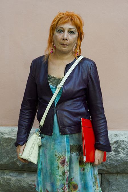 Яркие личности на снимках Ануш Бабаджанян
