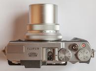 Тест Fujifilm X30