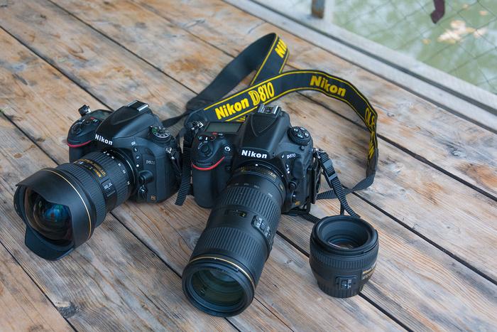 Что нужно для того, чтобы начать заниматься фотографией?