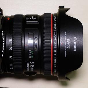 Неделя с экспертом: тест объектива Canon EF 8-15mm f/4 L USM
