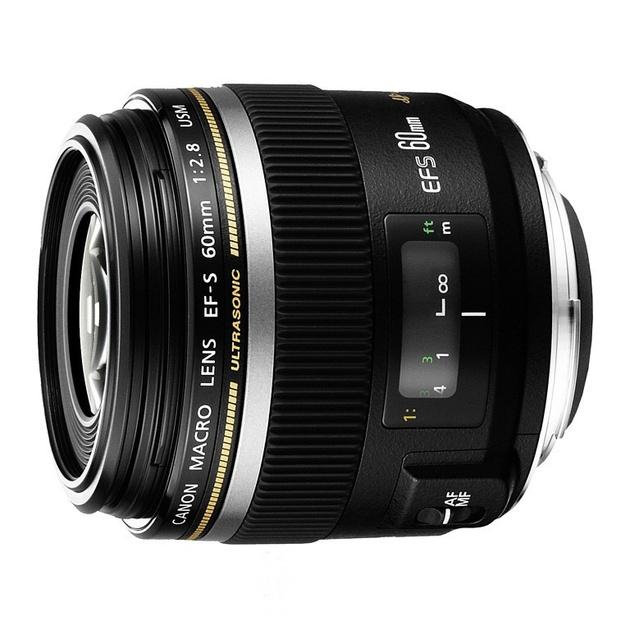 Неделя с экспертом: тест объектива Canon EF-S 60 f/2.8 Macro USM